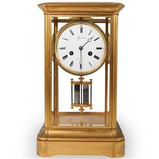 Antique Bennett Mantle Clock