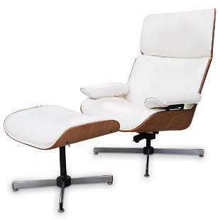 Eames Style Plycraft Lounge Chair