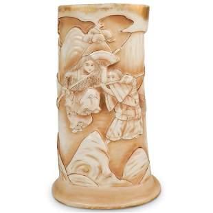 RW Rudolstadt Porcelain Vase