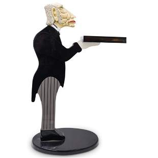 Jeeves The Butler Drinking Table Tray