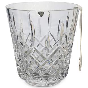 Waterford Crystal Glass Lismore Ice Bucket