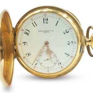 Antique Patek Philippe Gold Pocket Watch
