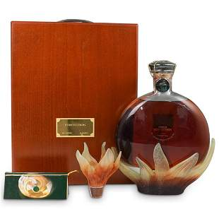 "Limited Hardy x Daum France ""Perfection"" Cognac"