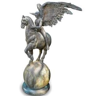 Jorge Marin (Mexican, b.1963) Figural Bronze Garden