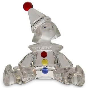 Swarovski Crystal Clown Puppet