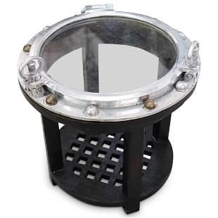 Porthole Table - Round