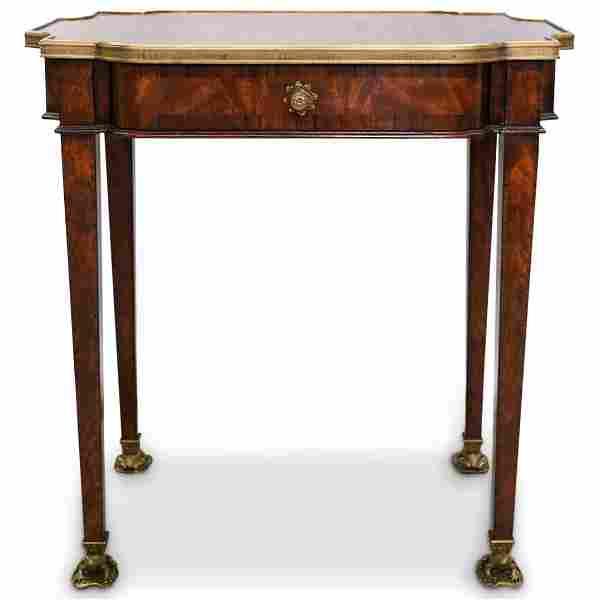 Theodore Alexander Mahogany Table