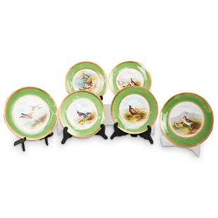(6Pc) Hammersley & Co. Porcelain Dish Set