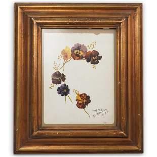 Jane Peterson (American, 1876–1965) Original Painting