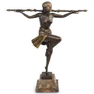 """Pierre Le Faguays (1892-1962) """"Dancer with Thyrsus"""""""