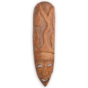 Indonesian Tribal Mask