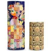 (2 Pc) Rosenthal Porcelain Vases