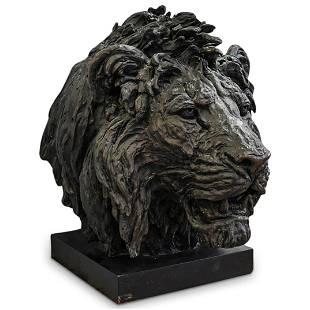 William Timym (British, 1902-1990) Monumental Bronze