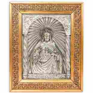 Religious Russian Orthodox Christ Icon