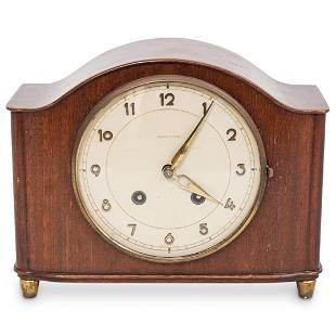 Antique German Junghans Mantel Clock