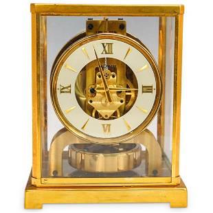 Jaeger LeCoultre Brass Atmos Clock