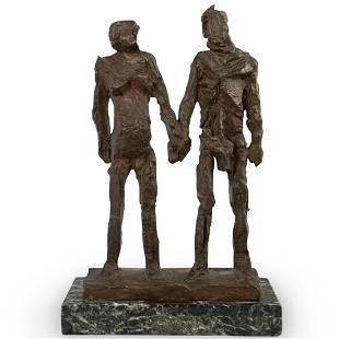 Aurelio Macchi (1916-2010) Bronze Sculpture