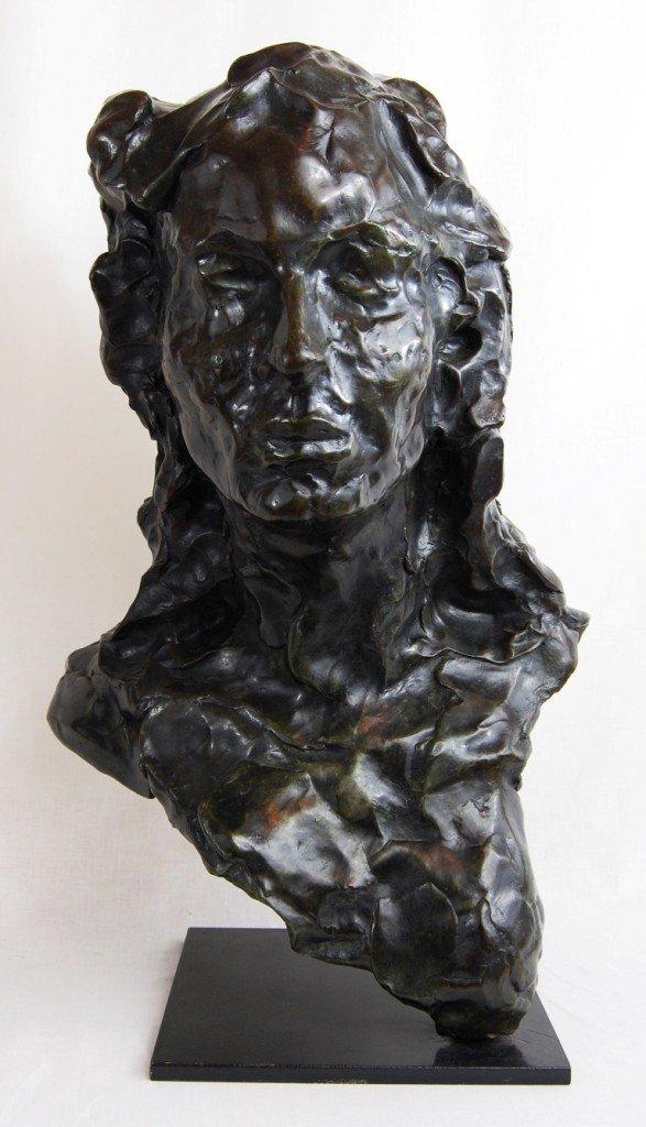 23: Benatov bronze. French