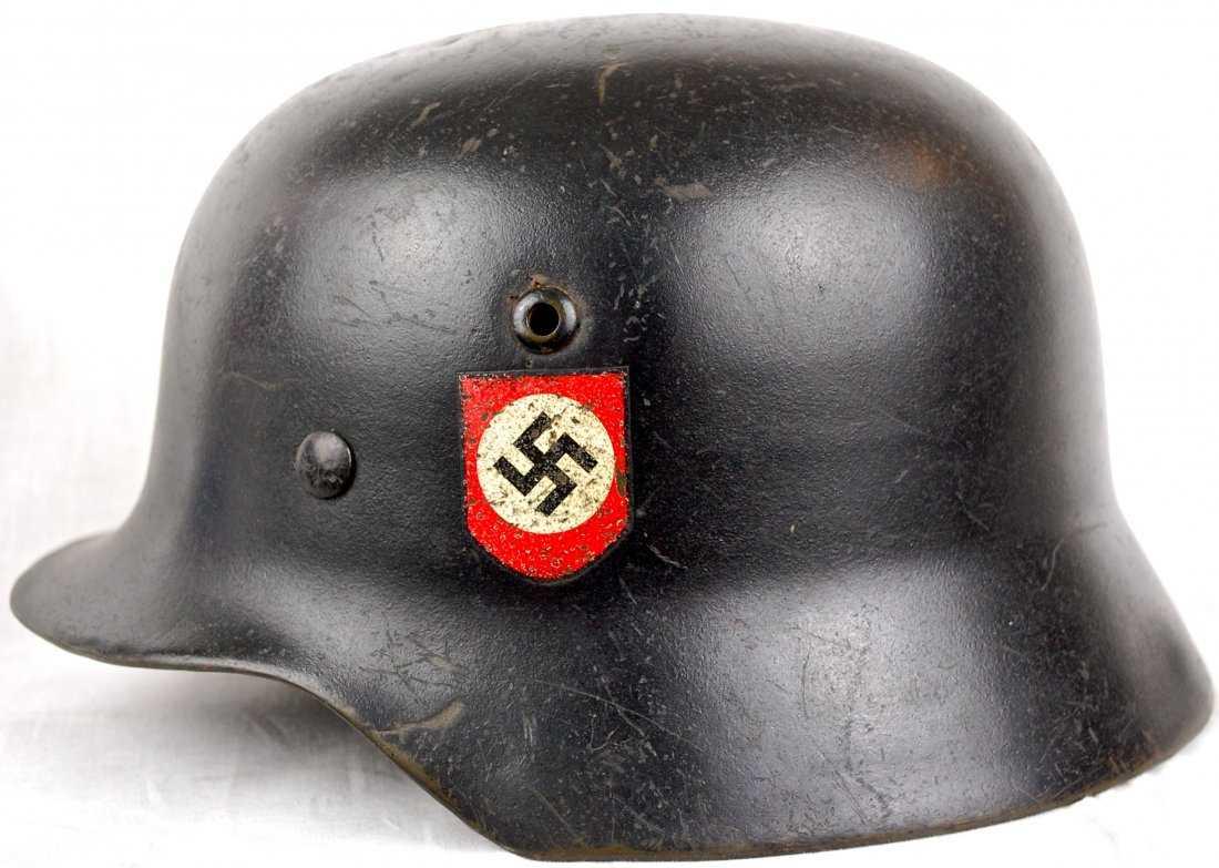Nazi ss motorcycle helmet