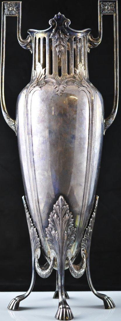 24: WMF German Art Nouveau Flower Vase