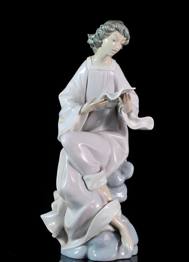 Vintage Lladro Porcelain Figurine