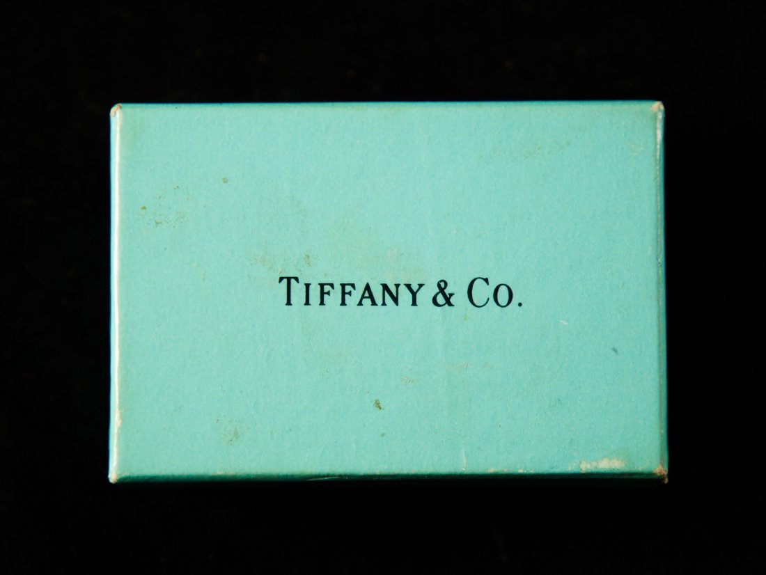 Vintage Tiffany & Co Sterling Silver Golf Tee - 3