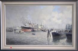 Drulman Johannes (Dutch 1912-1977)
