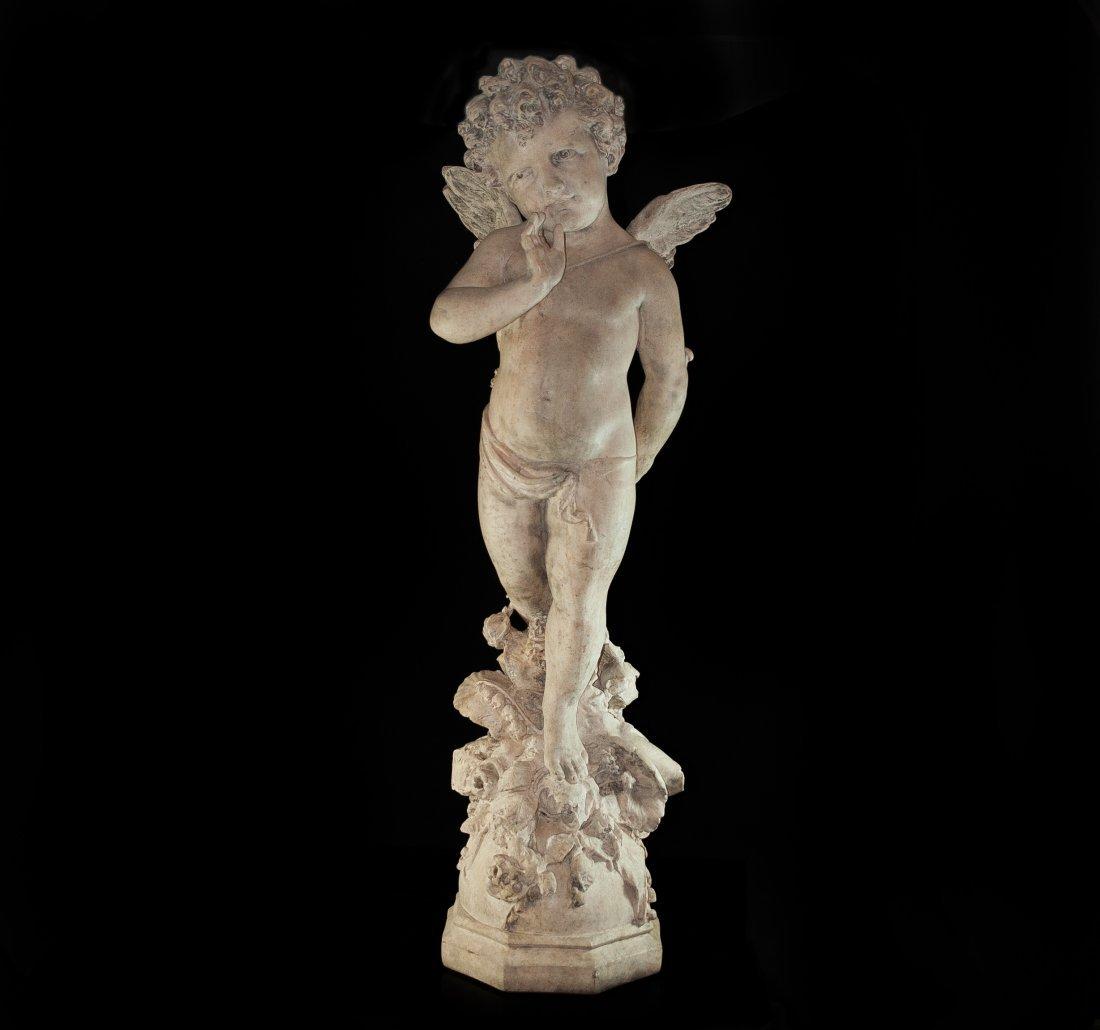 Luigi Pagani (Italian 1837-1904) Sculpture