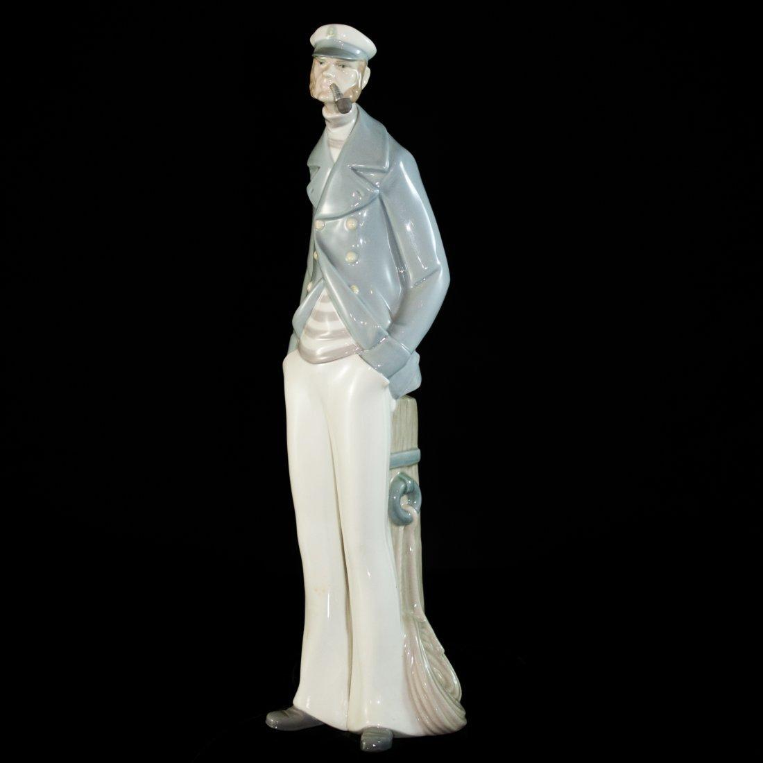 Lladro Sailor Figurine