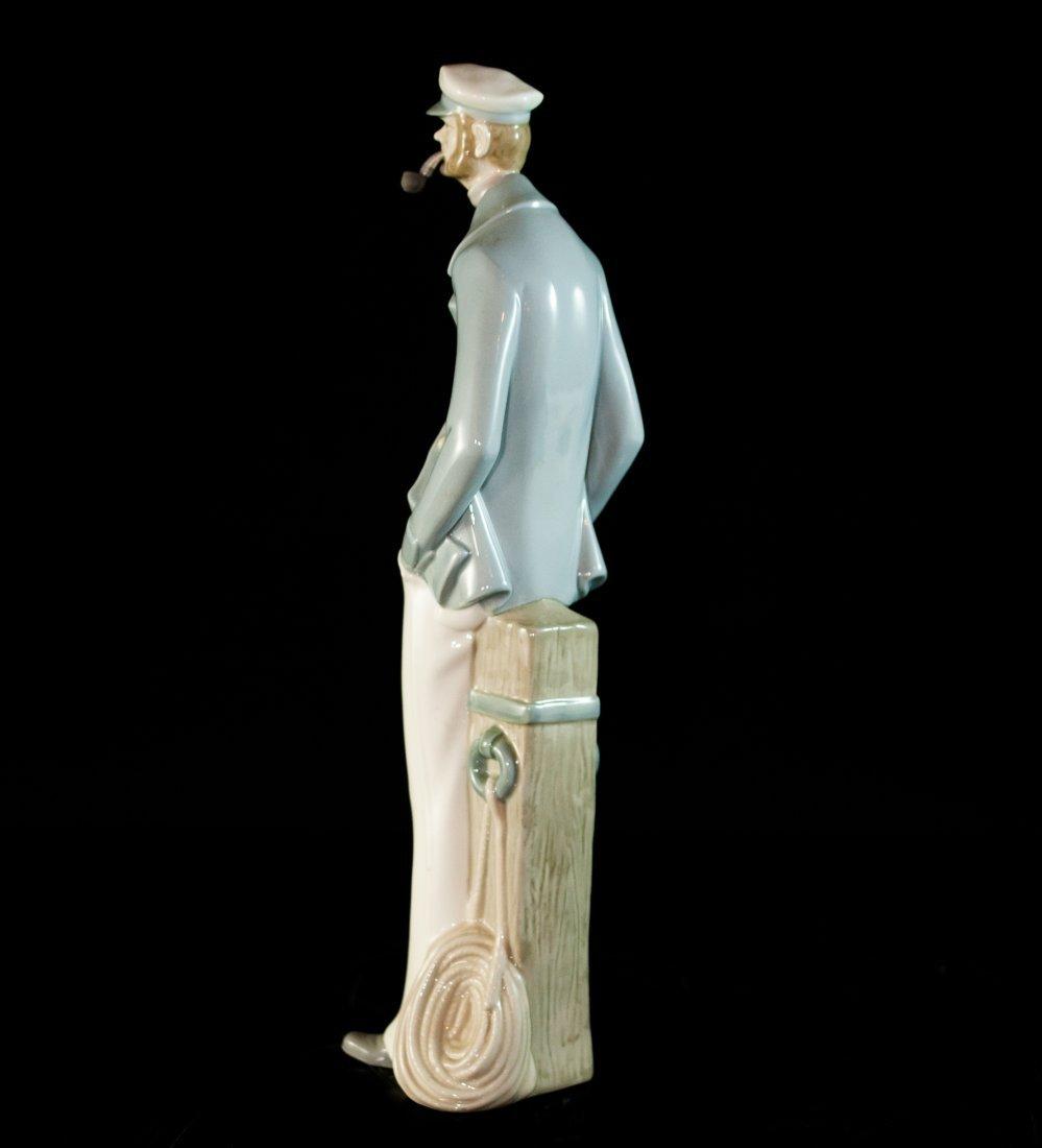 Lladro Sailor Figurine - 2