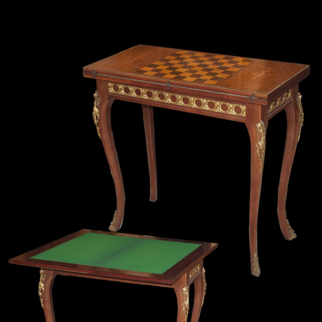 Wooden Game Table