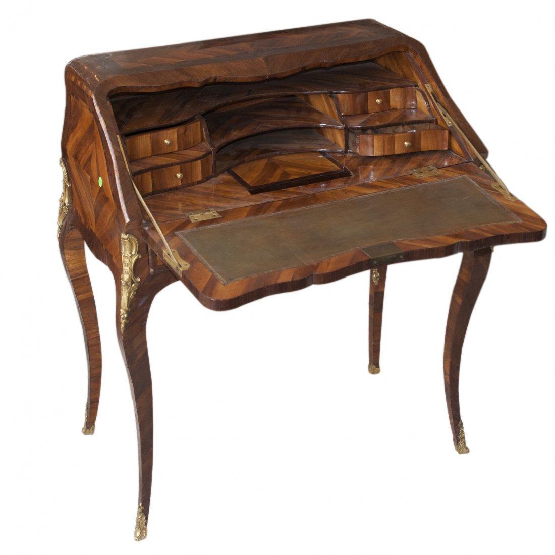 Wooden Lady's Desk