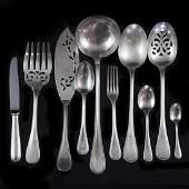 Christofle 55 Piece Silverplated Cutlery Set