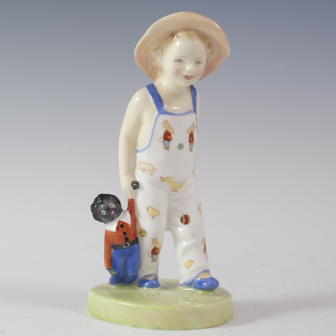 "Royal Doulton ""Golliwog"" Figurine"