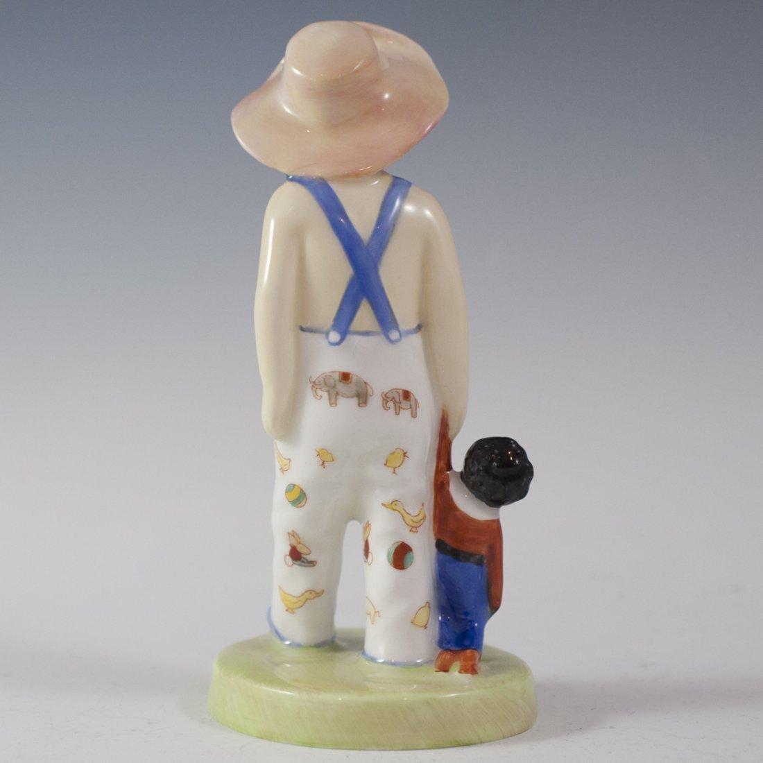 "Royal Doulton ""Golliwog"" Figurine - 2"