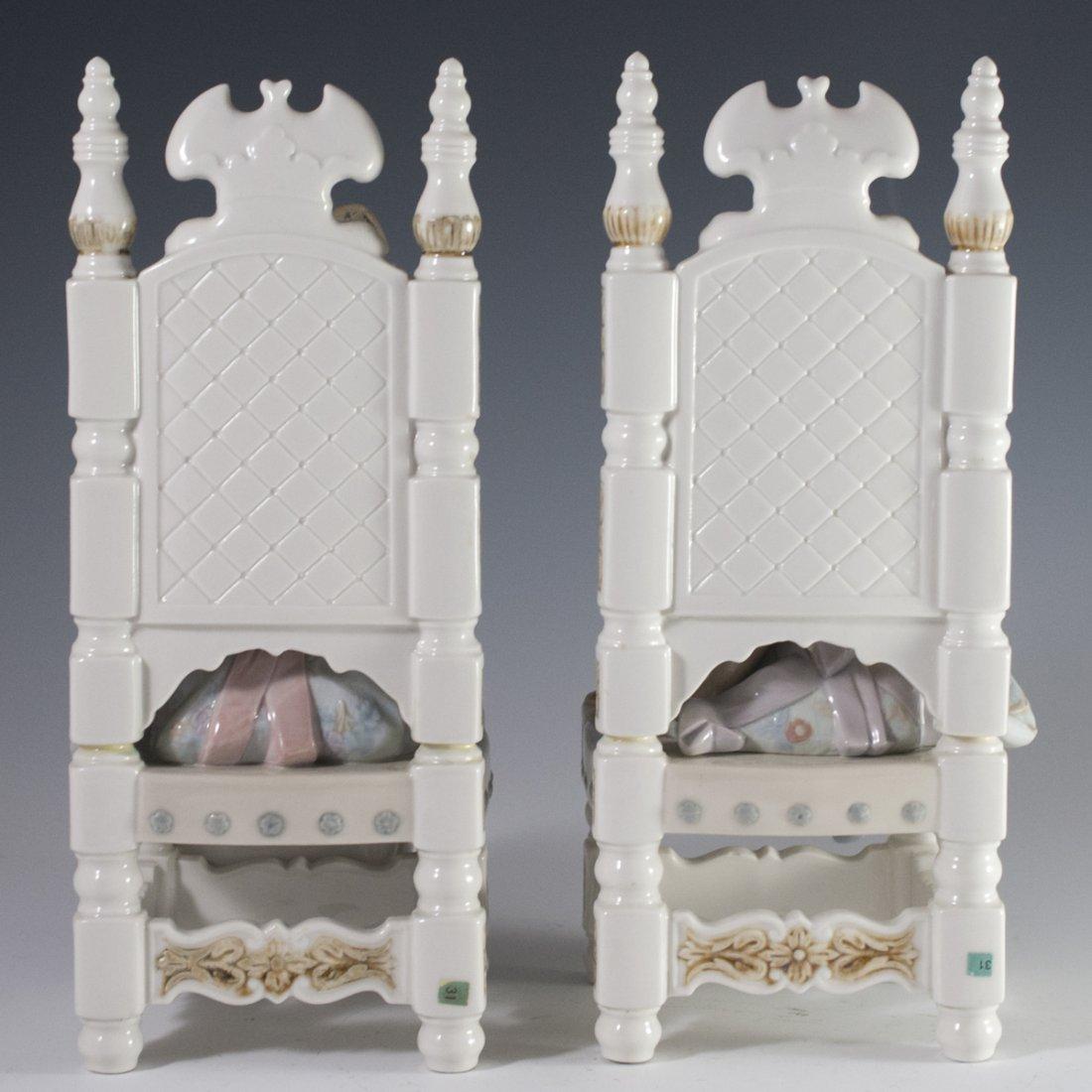 Lladro Porcelain Figurines - 4