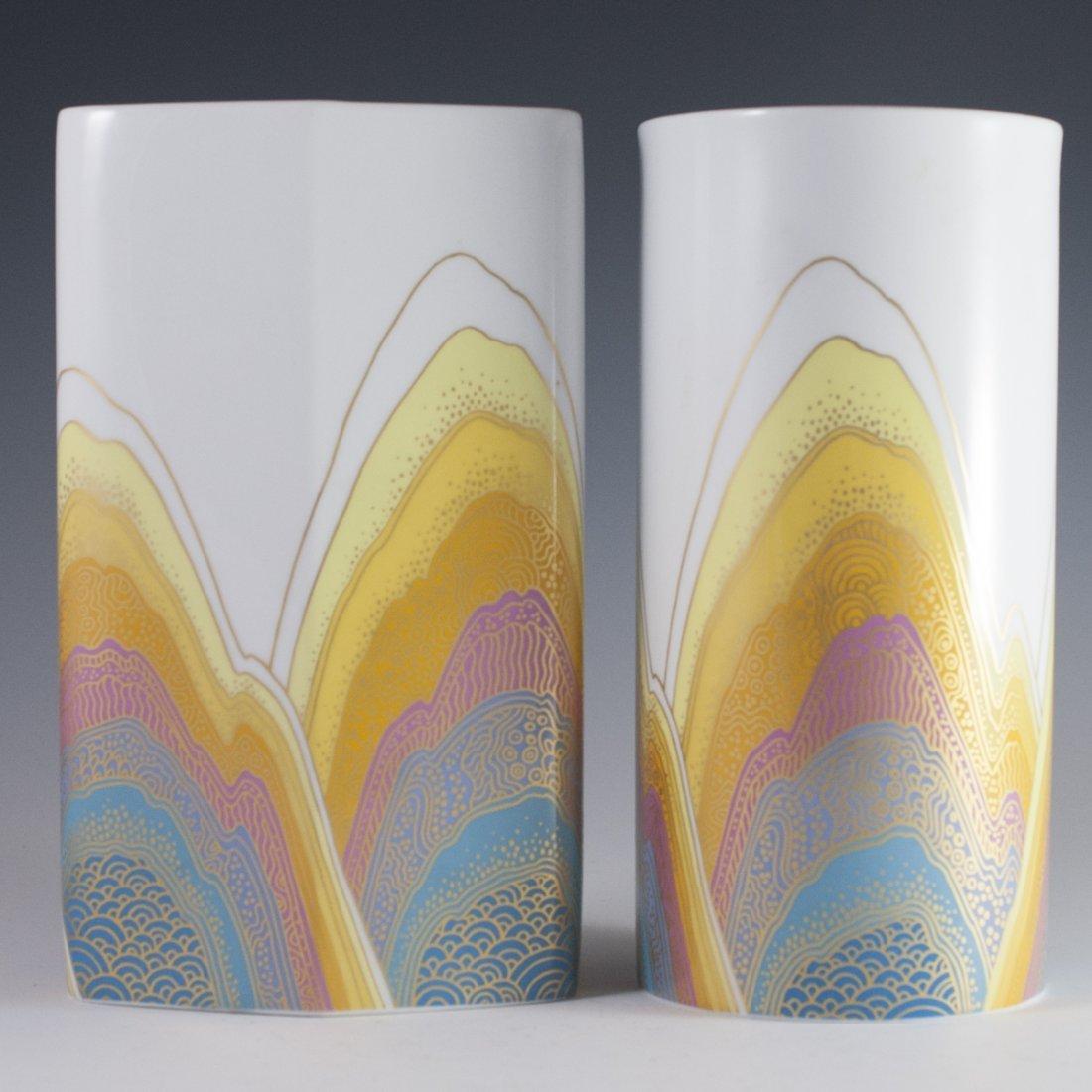 Rosemonde Nairac For Rosenthal Vases