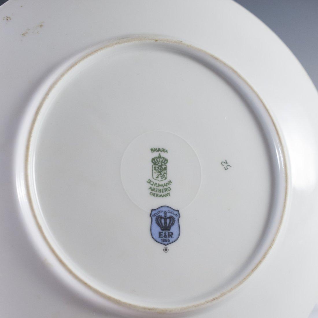 Schumann Arzberg Porcelain Plate - 2