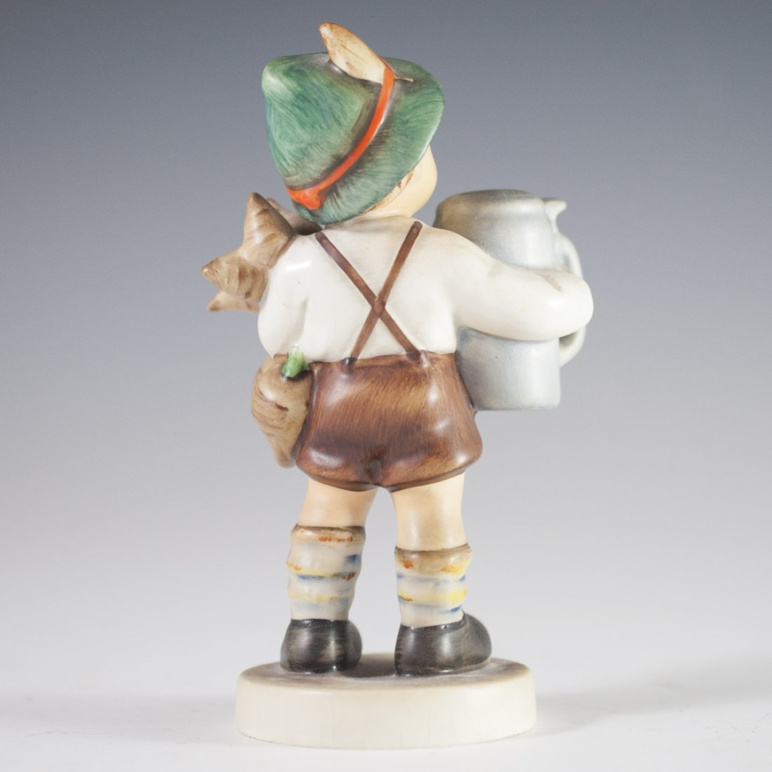 German Porcelain Figurine - 2