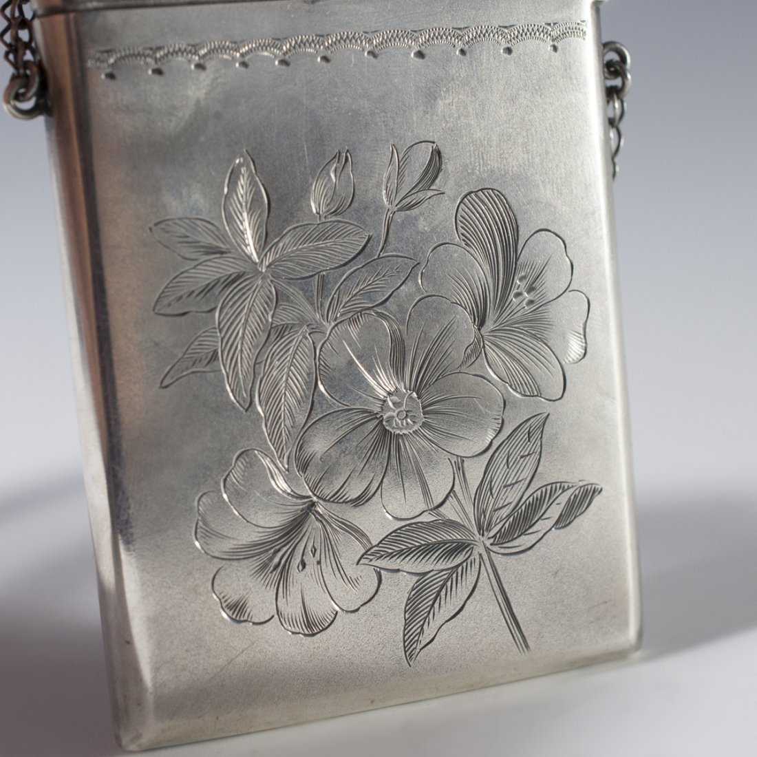 Gorham Sterling Card Holder - 2