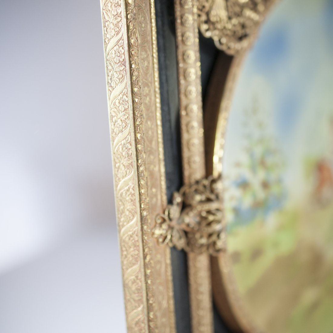 Dore Bronze Plaque - 5