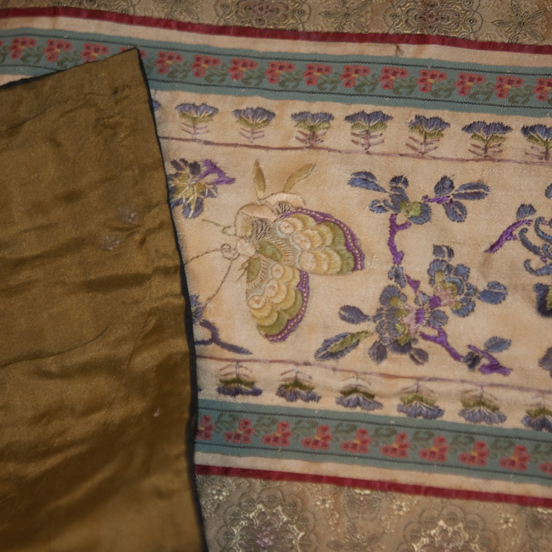 Chinese Silk Embroideries - 2