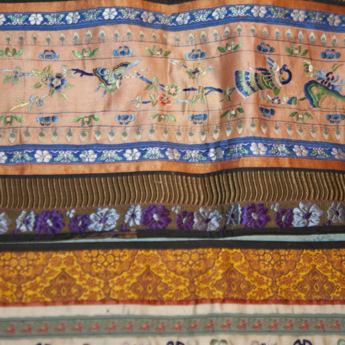 Chinese Silk Embroideries - 4