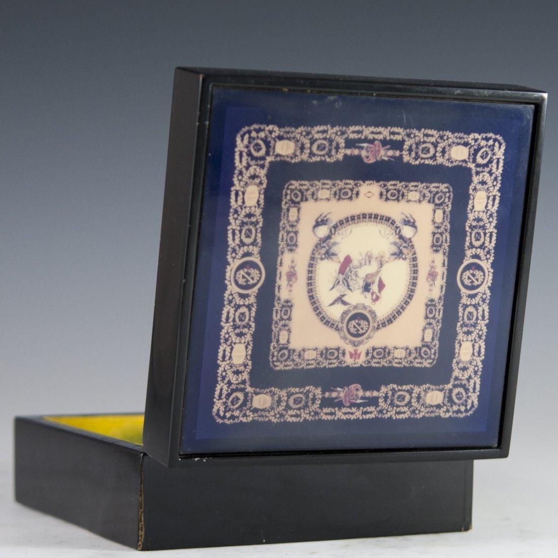 Vintage Gianni Versace Jewelry Box