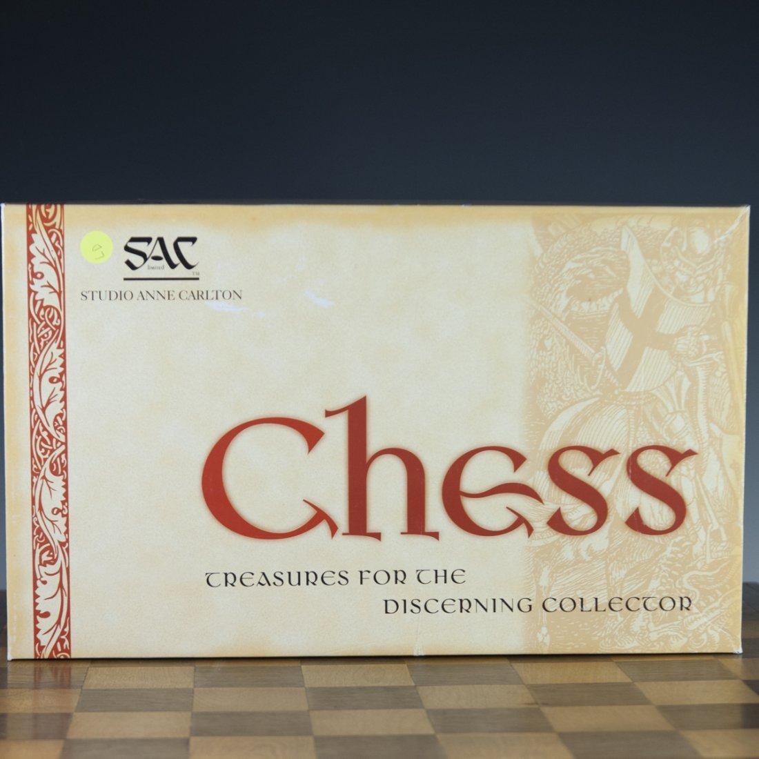 "Studio Anne Carlton ""The Crusades"" Chess Set - 2"