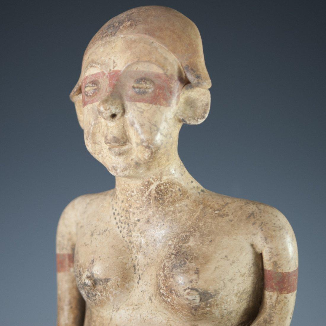 Probably Pre-Columbian Mayan Figurine - 2
