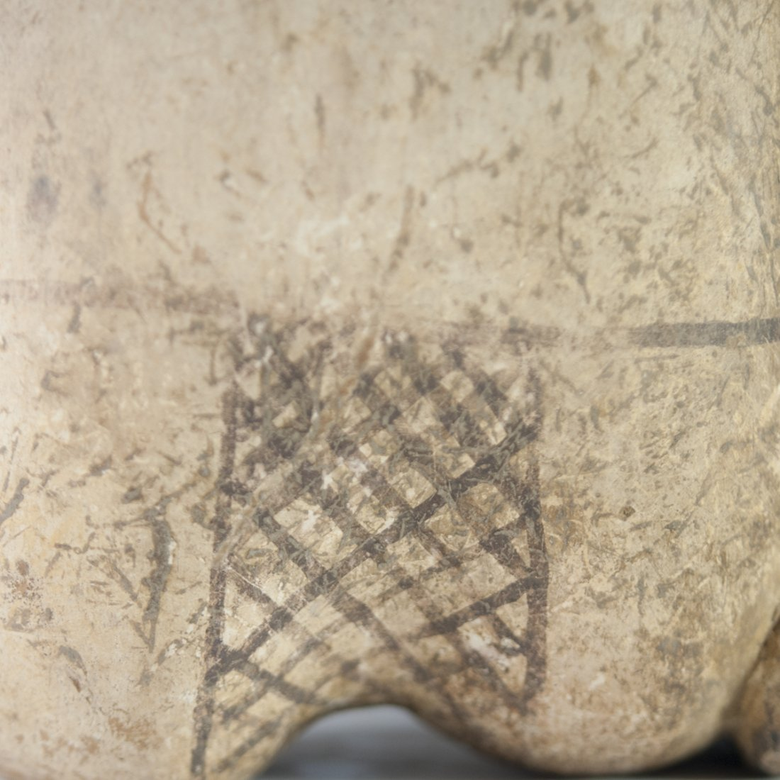 Probably Pre-Columbian Mayan Figurine - 3