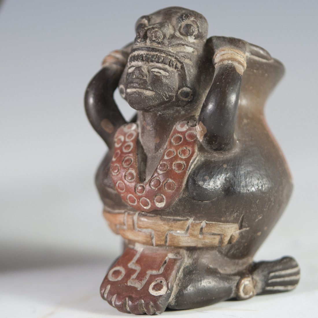Probably Pre-Columbian Mayan Vessels - 2