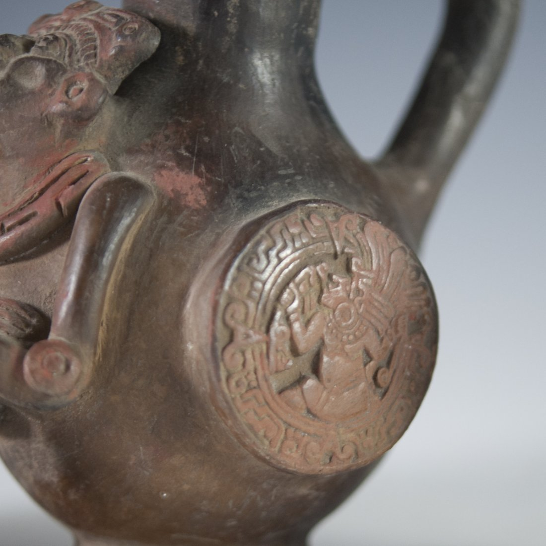 Probably Pre-Columbian Mayan Vessels - 3