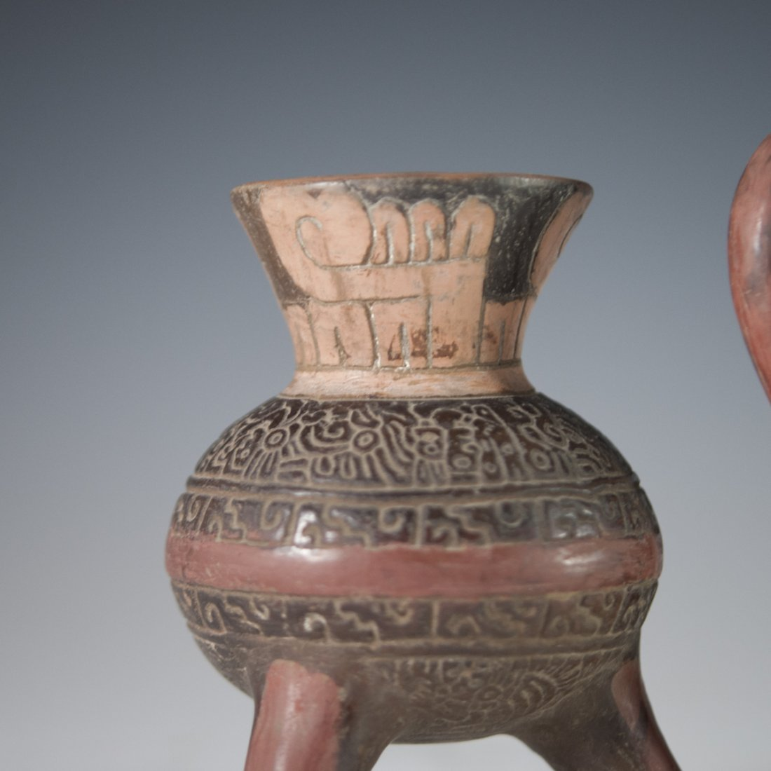 Probably Pre-Columbian Mayan Vessels - 5